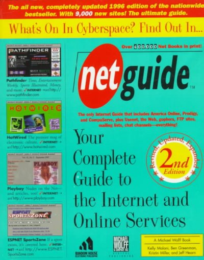 Net Guide2: : Your Complete Guide to the Information Highway cover