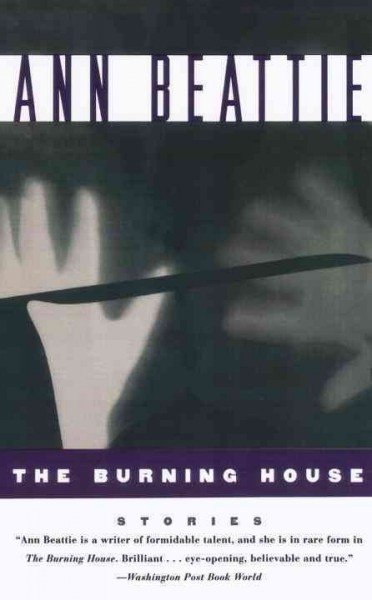 Burning House cover
