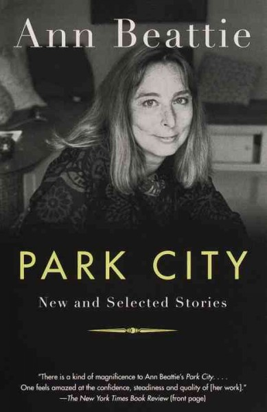 Park City: New and Selected Stories cover