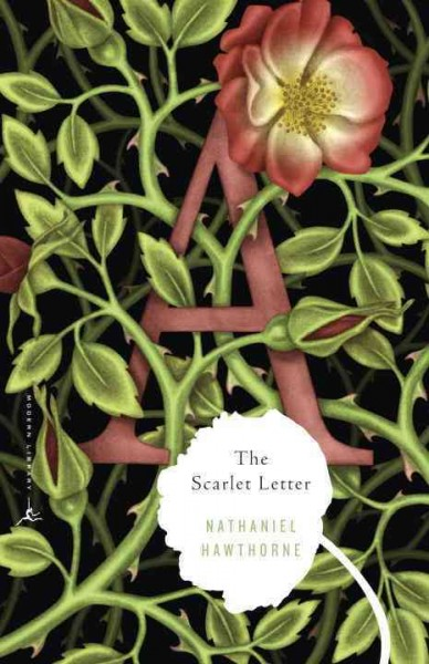 The Scarlet Letter (Modern Library Classics) cover