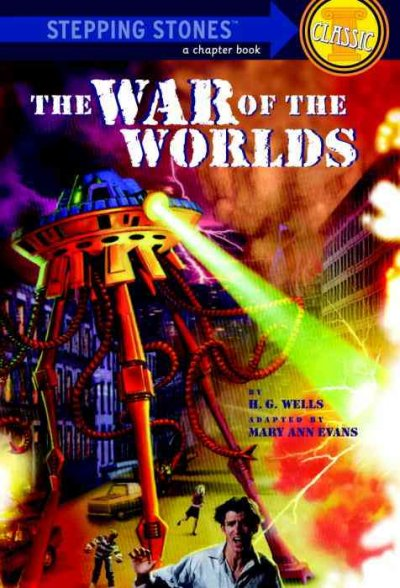 The War of the Worlds (A Stepping Stone Book(TM)) cover