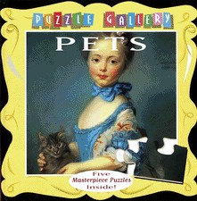 Puzzle Gallery Pets cover