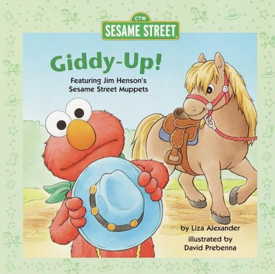 Giddy-Up! (Pictureback(R)) cover