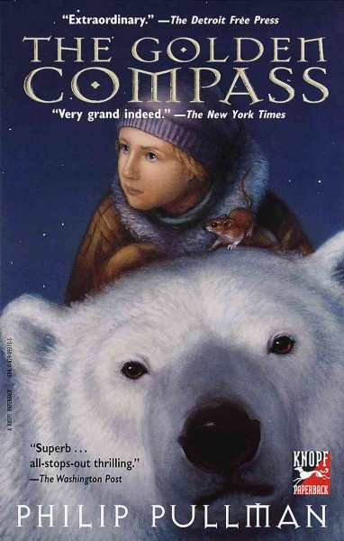 The Golden Compass (His Dark Materials, Book 1) cover