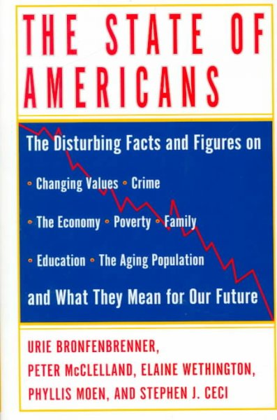 The State of Americans: This Generation and the Next cover