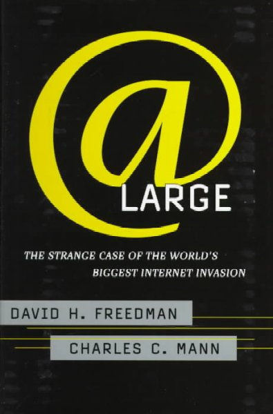 At Large: the Strange Case of the World's Biggest Internet Invasion cover