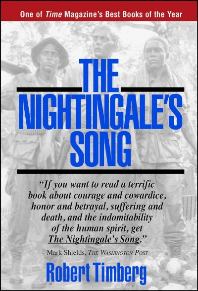 The Nightingale's Song cover