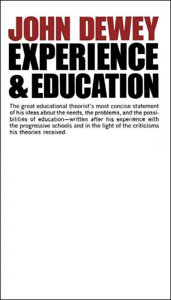 Experience And Education cover