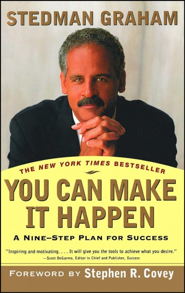 You Can Make It Happen: A Nine Step Plan for Success cover