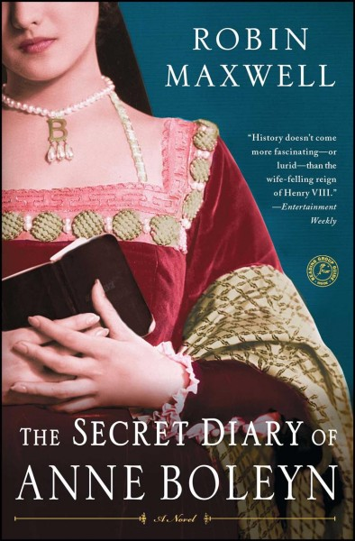 The Secret Diary of Anne Boleyn cover