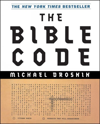 The Bible Code cover