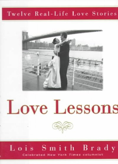 Love Lessons: Twelve Real Life Love Stories cover