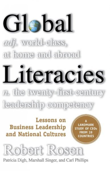 Global Literacies: Lessons on Business Leadership and National Cultures cover