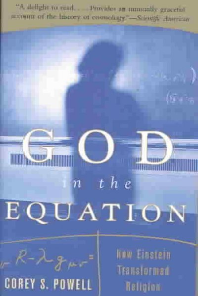God in the Equation : How Einstein Transformed Religion cover