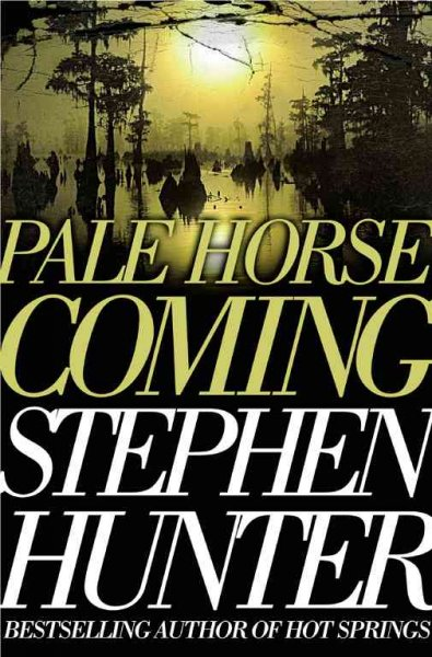 Pale Horse Coming cover