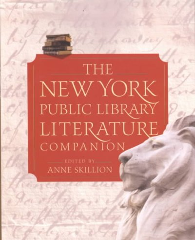 The New York Public Library Literature Companion cover
