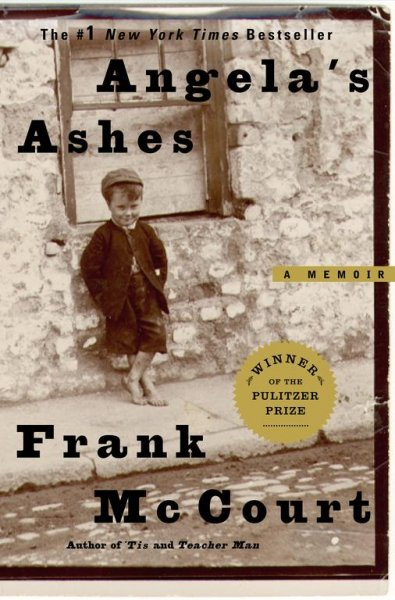 Angela's Ashes (The Frank McCourt Memoirs) cover