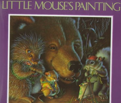Little Mouse's Painting cover