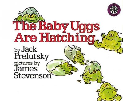 The Baby Uggs Are Hatching cover