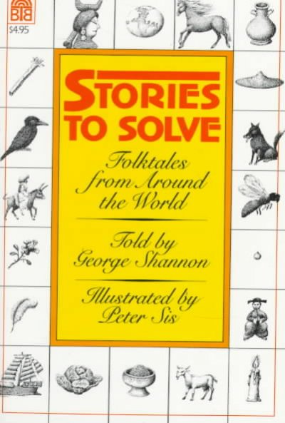 Stories to Solve: Folktales from Around the World (BookFestival) cover