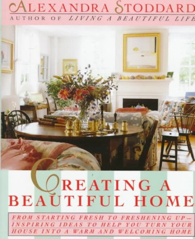 Creating a Beautiful Home cover