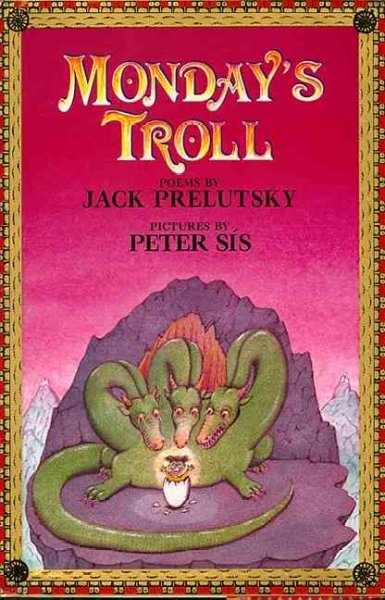 Monday's Troll cover