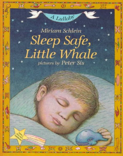 Sleep Safe, Little Whale with Other cover