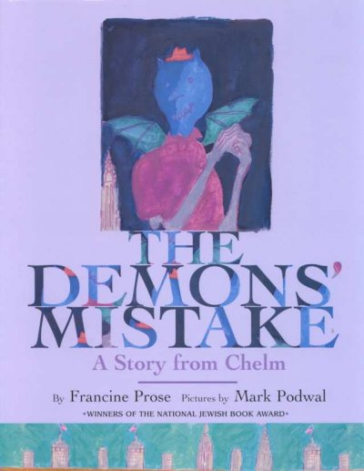 The Demons' Mistake: A Story from Chelm cover