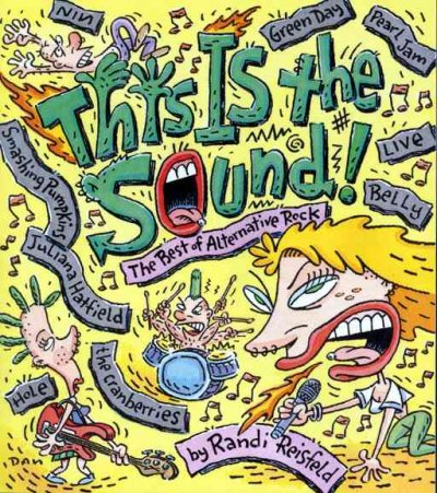This Is the Sound: The Best of Alternative Rock cover