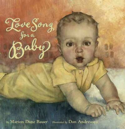 Love Song for a Baby cover