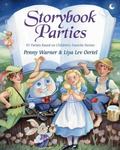 Storybook Parties cover