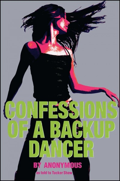 Confessions of a Backup Dancer cover