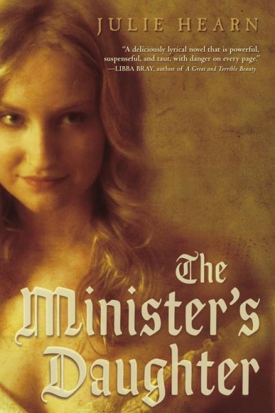 The Minister's Daughter cover