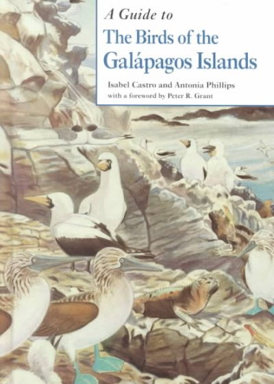 A Guide to the Birds of the Galápagos Islands cover