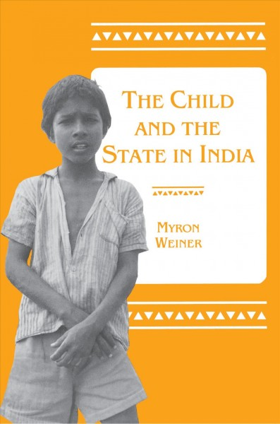 The Child and the State in India cover