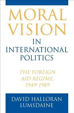 Moral Vision in International Politics cover