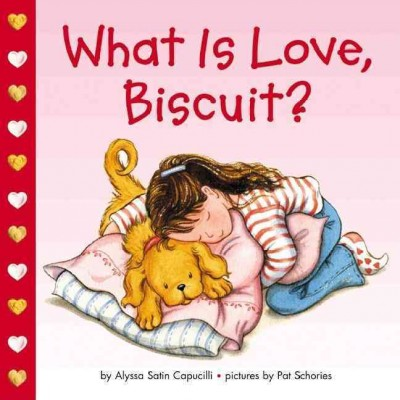 What Is Love, Biscuit? cover