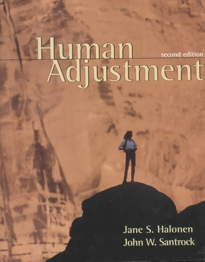 Human Adjustment cover