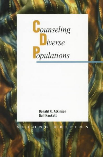 Counseling Diverse Populations cover