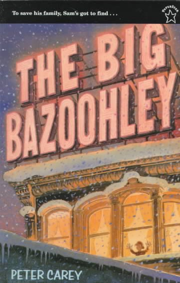 The Big Bazoohley cover