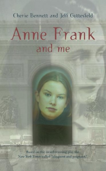 Anne Frank and Me cover