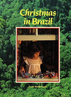 Christmas in Brazil: From World Book (Christmas Around the World) cover