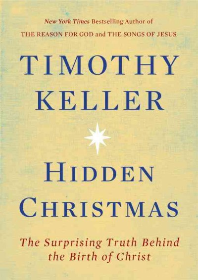 Hidden Christmas: The Surprising Truth Behind the Birth of Christ cover