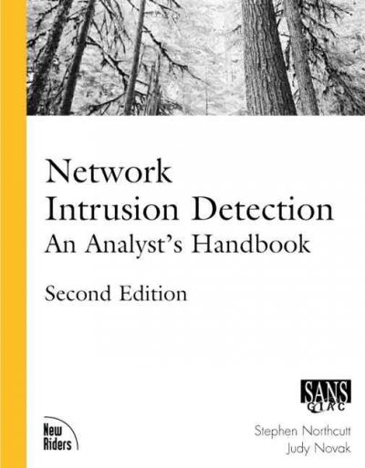 Network Intrusion Detection: An Analyst's Handbook (2nd Edition) cover