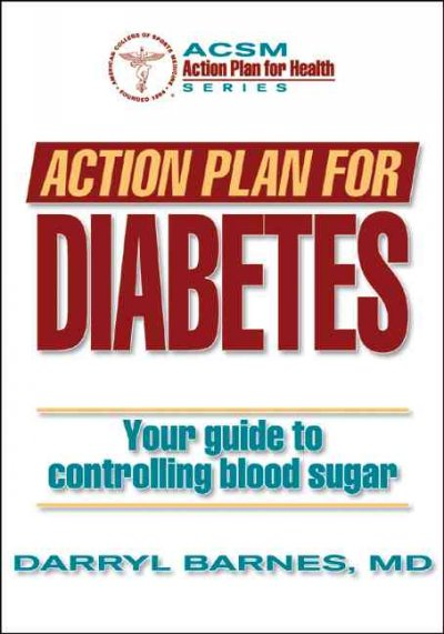 Action Plan for Diabetes (Action Plan for Health Series) cover