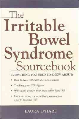The Irritable Bowel Syndrome Sourcebook cover