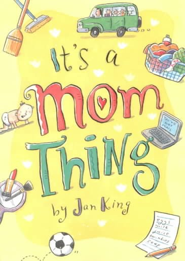 It's A Mom Thing cover