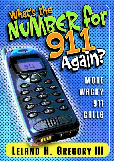 What'S The Number For 911 Again? cover