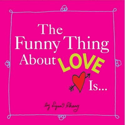 The Funny Thing About Love Is... cover