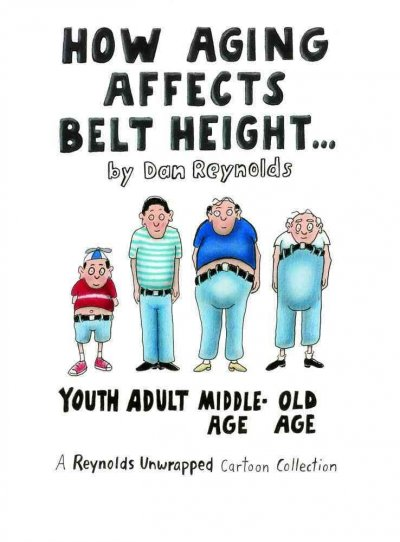 How Aging Affects Belt Height: A Reynolds Unwrapped Cartoon Collection cover